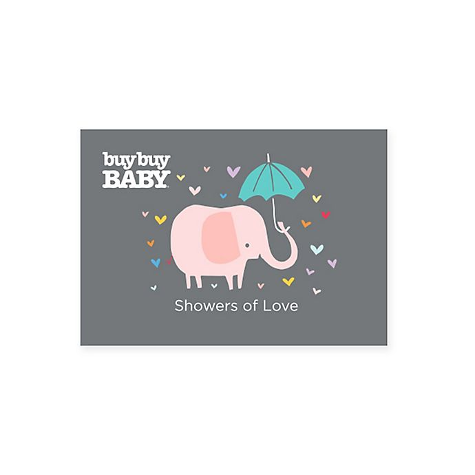 Alternate image 1 for Happy Baby Shower Gift Card