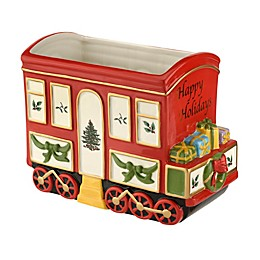 Spode® Christmas Tree Train Caboose Decoration