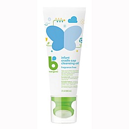 Babyganics® 3 fl. oz. Infant Cradle Cap Cleansing Oil Fragrance-Free