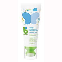 Babyganics® 3 fl. oz. Infant Cradle Cap Cleansing Oil Fragrance-Free