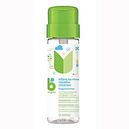 Babyganics® 5 fl. oz. Infant No-Rinse Micellar Cleanser Fragrance-Free