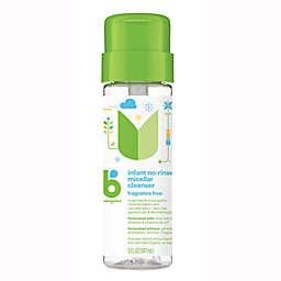 Babyganics® 5 fl. oz. Infant No-Rinse Micellar Cleanser Fragrance-Free