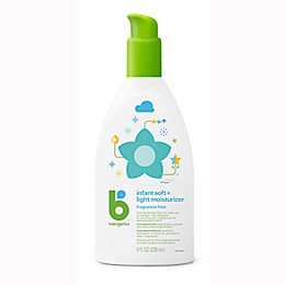 Babyganics® 8 fl. oz. Infant Soft + Light Moisturizer Baby Lotion Fragrance-Free