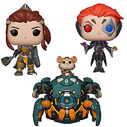 Funko® POP! Games Overwatch 3-Pack Series 5 Collectible Figures Set