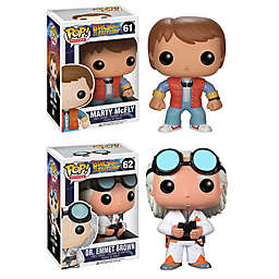 Funko® POP! Back to the Future 2-Pack Collectible Figures Set