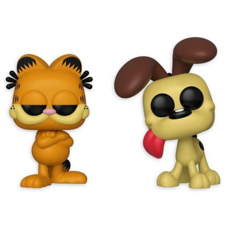 Funko Pop Animation 2 Pack Garfield Collectors Figurines Bed Bath Beyond