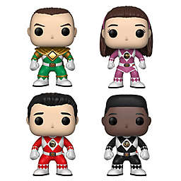 Funko® POP! TV Power Rangers 4-Pack Series 7 Collectors Set