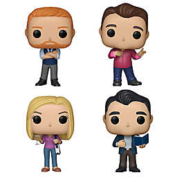 Funko POP! Television 4-Pack Modern Family Collectors Figurines
