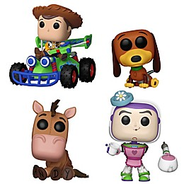 Funko POP! Disney® Toy Story 4-Pack Collectible Figurine Set