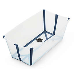 Stokke® Flexi Bath® Tub in Transparent Blue