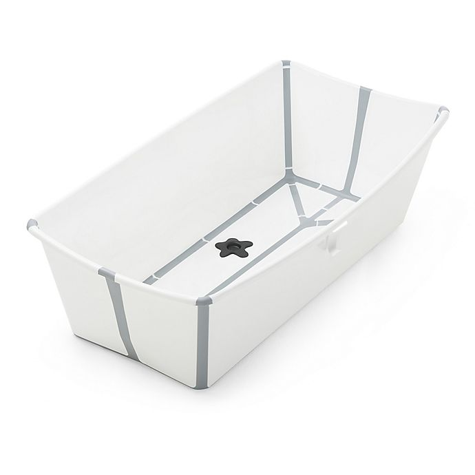 Alternate image 1 for Stokke® Flexi Bath® Tub in White