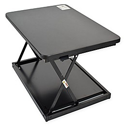 Uncaged Ergonomics CHANGEdesk Mini Standing Desk Conversion in Black