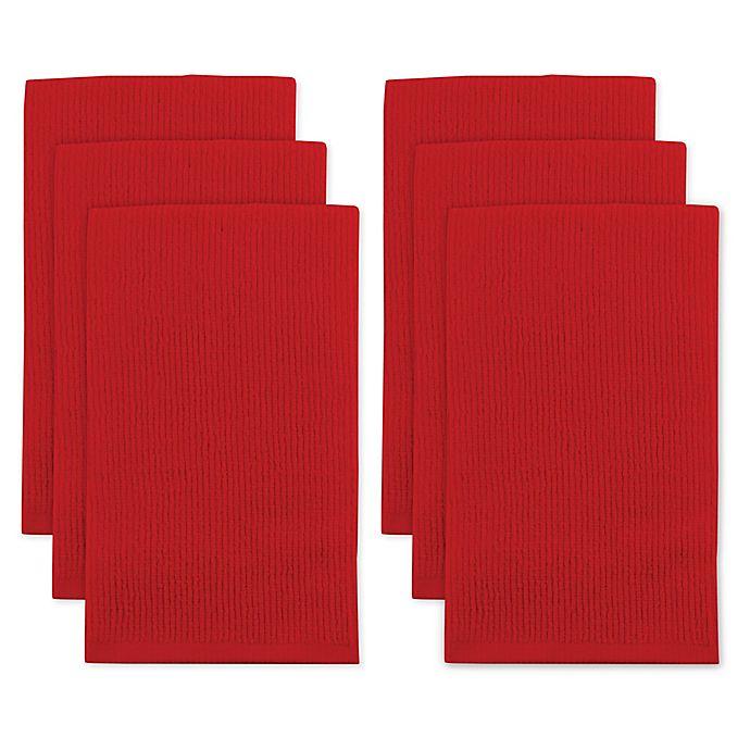 Mu Kitchen: Mu Kitchen™ 6-Pack Bar Mop Towels
