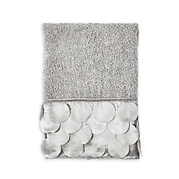 Gigi Hand Towel in Grey