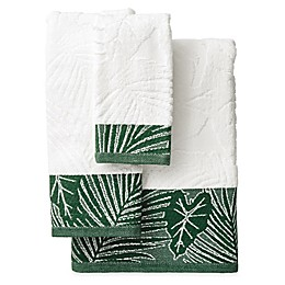 Indoor Garden Bath Towel Collection