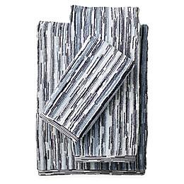 DKNY Brushstroke Ombré Bath Towel Collection