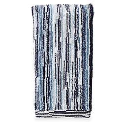 DKNY Brushstroke Ombré Fingertip Towel in Indigo