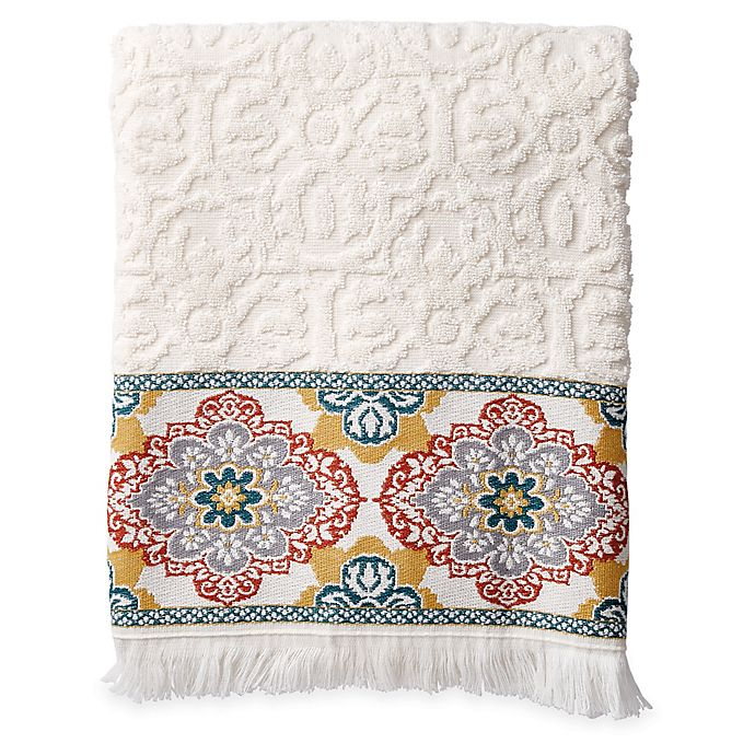 Alternate image 1 for Peri Home Kilim Bath Towel