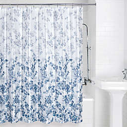 Allure Home Creation Ombre Vine Shower Curtain