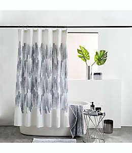 DKNY Brushstroke Ombre Cortina de baño en índigo