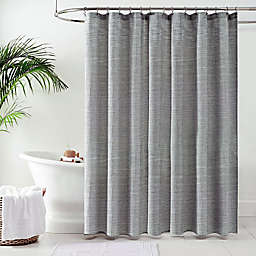 UGG® Olivia 72-Inch x 72-Inch Shower Curtain in Grey