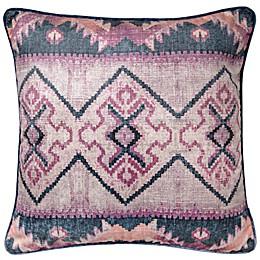 Nadya Square Throw Pillow