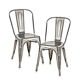 Crosley Amelia Café Chairs (Set of 2)