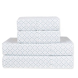 Wamsutta® Lattice Print 625-Thread-Count PimaCott® Sheet Collection