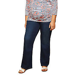 62660d8c9573c Motherhood Maternity® XX-Large Plus Size Secret Fit Belly Stretch Boot Cut  Jeans in
