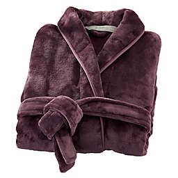 Brookstone® n-a-p® Small/Medium Bathrobe in Maroon