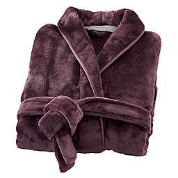 Brookstone® n-a-p® Small/Medium Bathrobe in Maroon