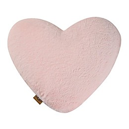 UGG® Kids Polar Heart Shaped Pillow in Pink