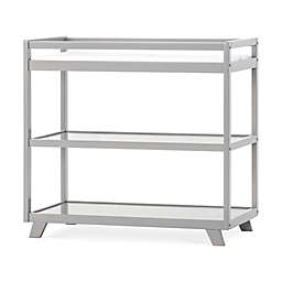 Child Craft™ Forever Eclectic™ Soho Changing Table in Cool Grey