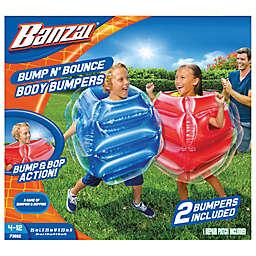Banzai Bump N Bounce Body Bumpers (Set of 2)