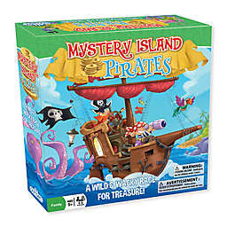 Outset Media® Mystery Island Pirates Board Game