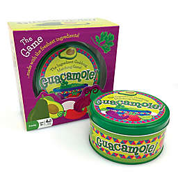Outset Media® Guacamole! The Ingredient-Grabbing Matching Game