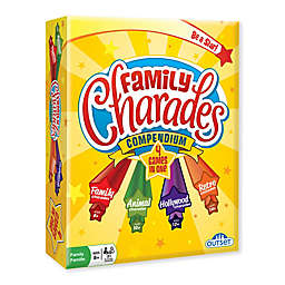 Outset Media® 4-in 1 Family Charades Game