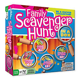 Outset Media® Family Scavenger Hunt In A Box Game