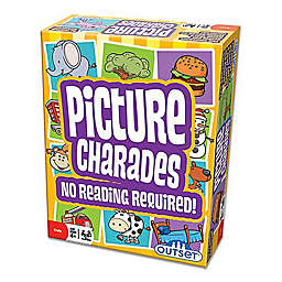 Outset Media® Picture Charades for Kids Game