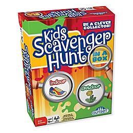 Outset Media® Scavenger Hunt In A Box Kids Game