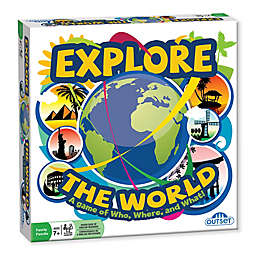 Outset® Explore The World Board Game