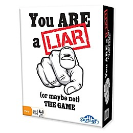 Outset Media You Are a Liar Board Game