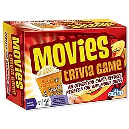 Outset Media® Movies Trivia Game