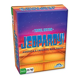 Outset Media® Jeopardy! Travel Edition Game