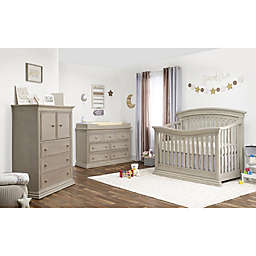 Sorelle Monterey Nursery Furniture Collection in Heritage Fog