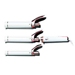 T3 Twirl Interchangeable Trio Curling Iron Set with 1-Inch, 1.25-Inch and 1.5-Inch Barrels