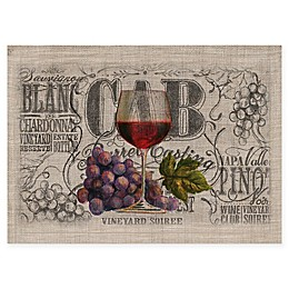 Heritage Lace® Wine Country Placemats (Set of 4)
