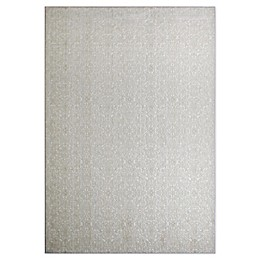 CosmoLiving Pierre Area Rug in White