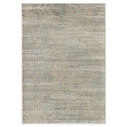 CosmoLiving Duchess Aria Area Rug in White/Grey