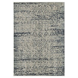 CosmoLiving Duchess Maia Area Rug in Light Blue/Grey